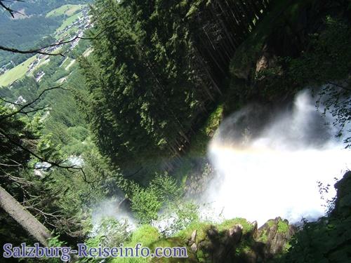 Wasserfall in Krimmel