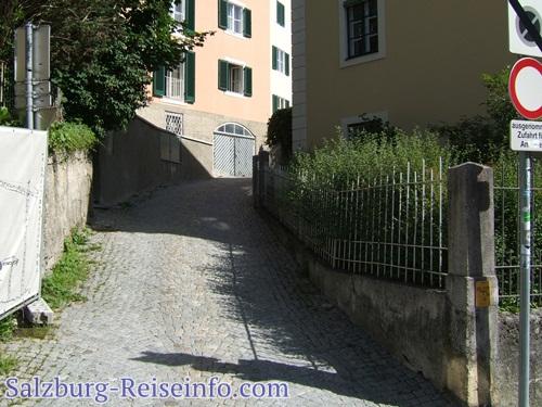 Aufgang Kloster Nonntal