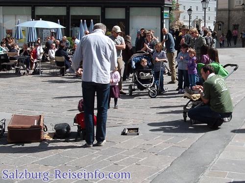 Ausflug zum Alten Markt