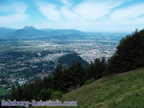 Gaisberg Ausflug