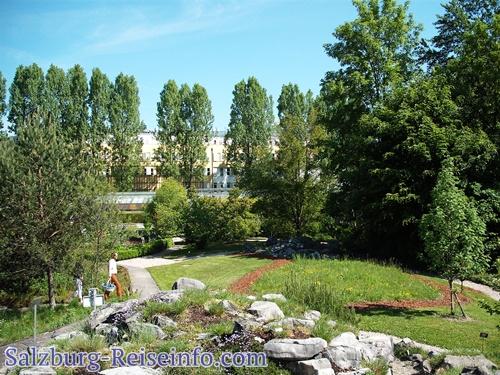 Botanischer Garten Salzburg