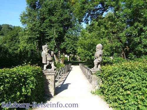 Eingang Zwergengarten