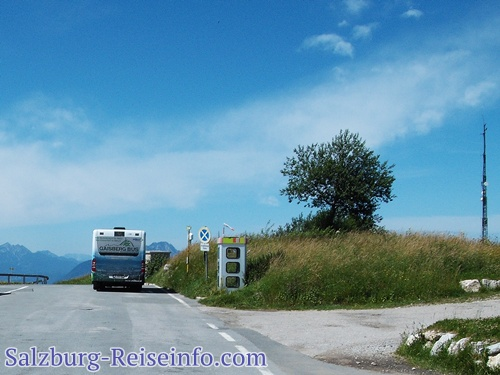 Bus Gaisberg