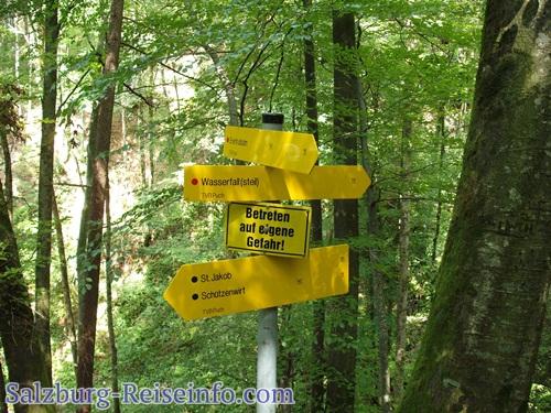 Eingang zum Zauberwald