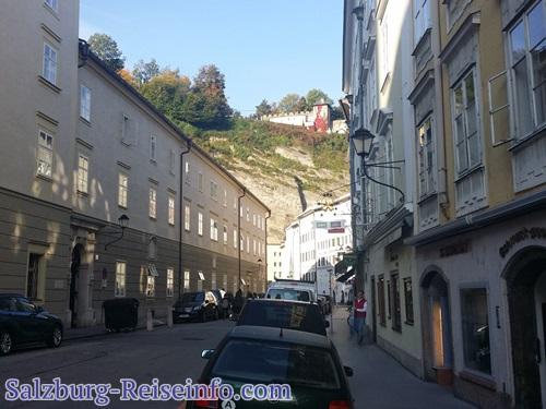Fewo Altstadt Salzburg buchen