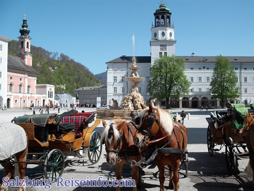 Salzburg Reise