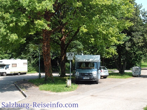 Campingplatz in Freilassing