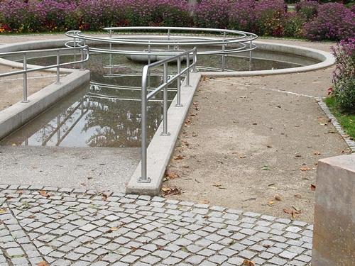 Freiluft Kneippanlage - Outdoor Kneippen geht von Frühling bis Herbst