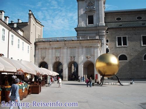 Festspielnächte Salzburg Kapitelplatz