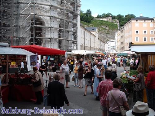 Universitätsplatz am Grünmarkt
