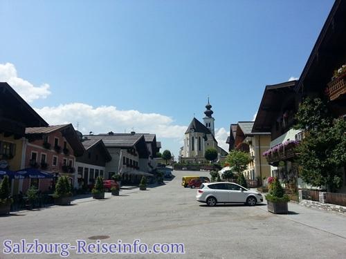 Heilklimaort St. Veit Wanderwege