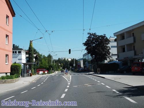 Höglwörthweg Salzburg