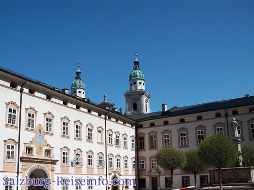 Innenhof St. Peter