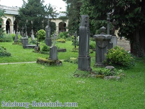 Friedhof Linzer Gasse italienischer Art
