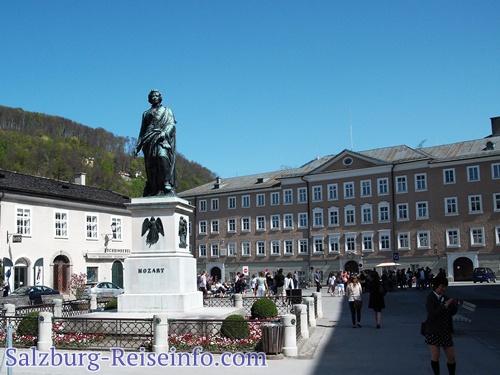 Mozartplatz Salzburg