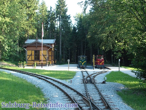 Museumsbahn Freilichtmuseum