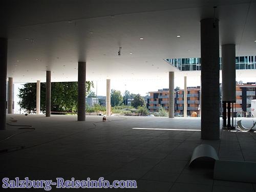 Durchgang Unipark Nonntal