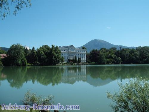 Schloss Leopoldskron Sehenswürdigkeit von Salzburg
