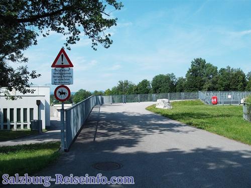 Radweg Freilassing