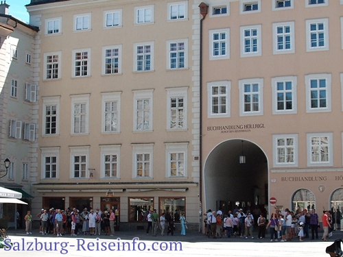 Ritzerbogen Salzburg