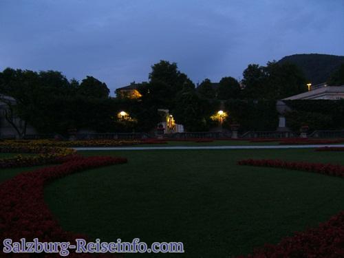 Romantischer Abendspaziergang Salzburg