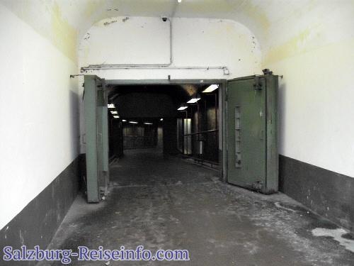 Bunker im Mönchsberg