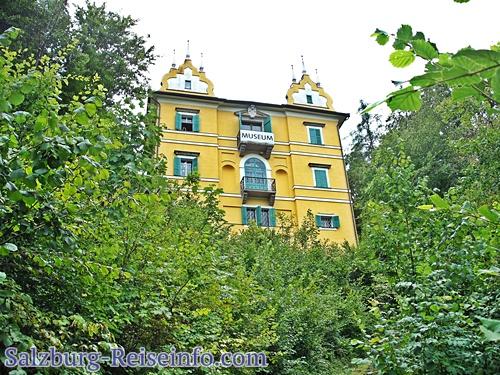 Monatsschlösschen in Hellbrunn, Salzburg