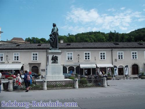 Mozartplatz Parken