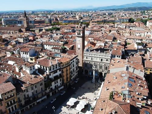 Altstadt von Verona