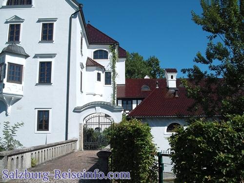 Renovierung Schloss Freisaal