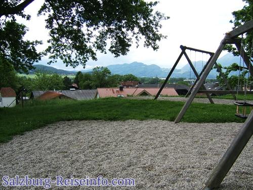 Spielplatz Brandlbichl