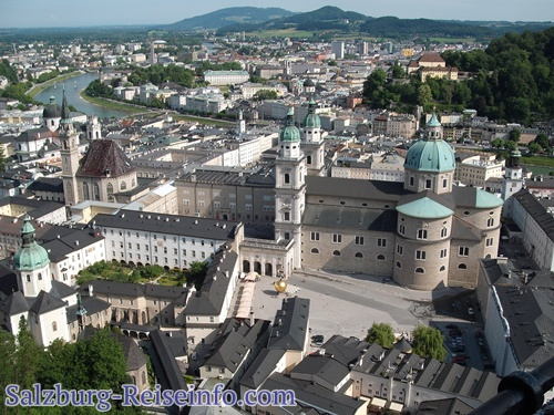 Städtepartner von Salzburg