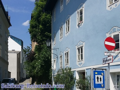 Außergewöhnliche Ferienwohnungen Salzburg Steingasse