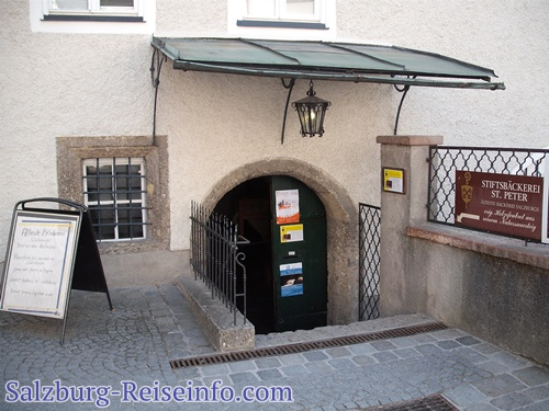 Älteste Bäckerei Salzburgs
