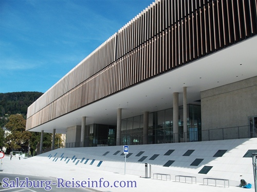 Unipark Salzburg im Nonntal