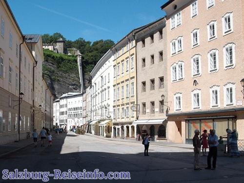 Universitätsplatz Salzburg