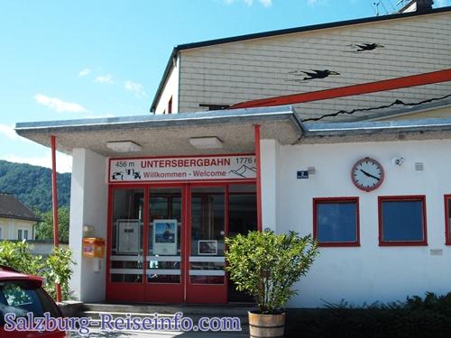 Talstaion Untersberg