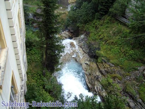 Wasserfälle in Gastein