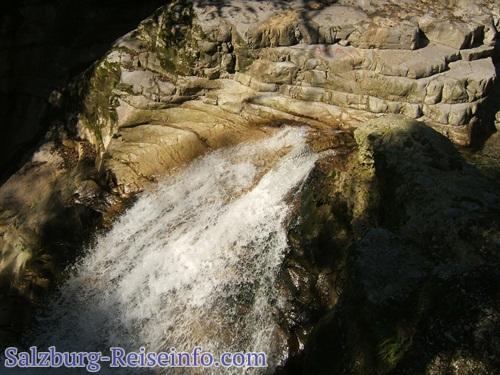 Wasserfall Taugl