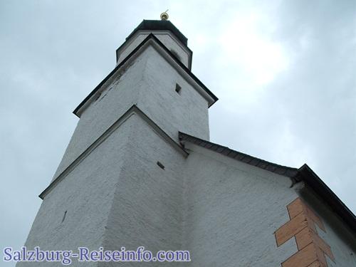 Kirchturm Seekirchen