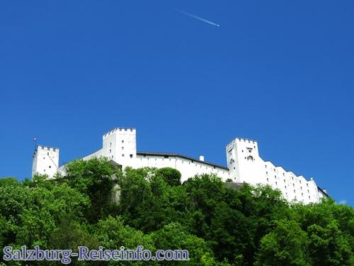 Sommer-Wetter in Salzburg