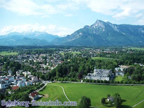 Salzburg Wetter im Frühling